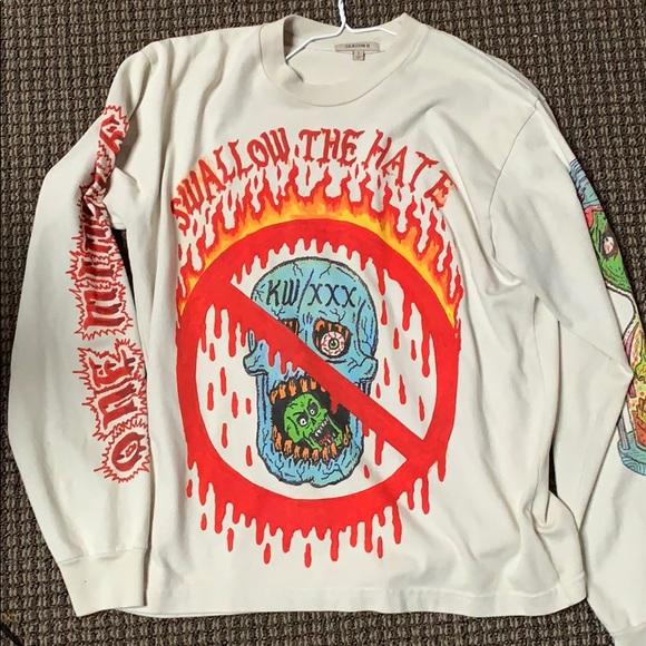 Yeezy Shirts | Yeezy X Xxxtentacion